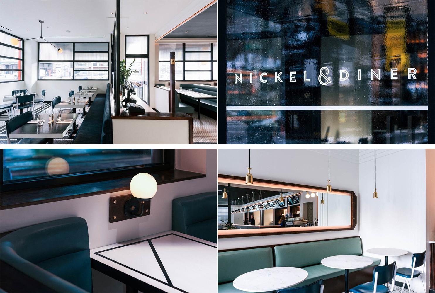 咖啡轻食餐厅设计