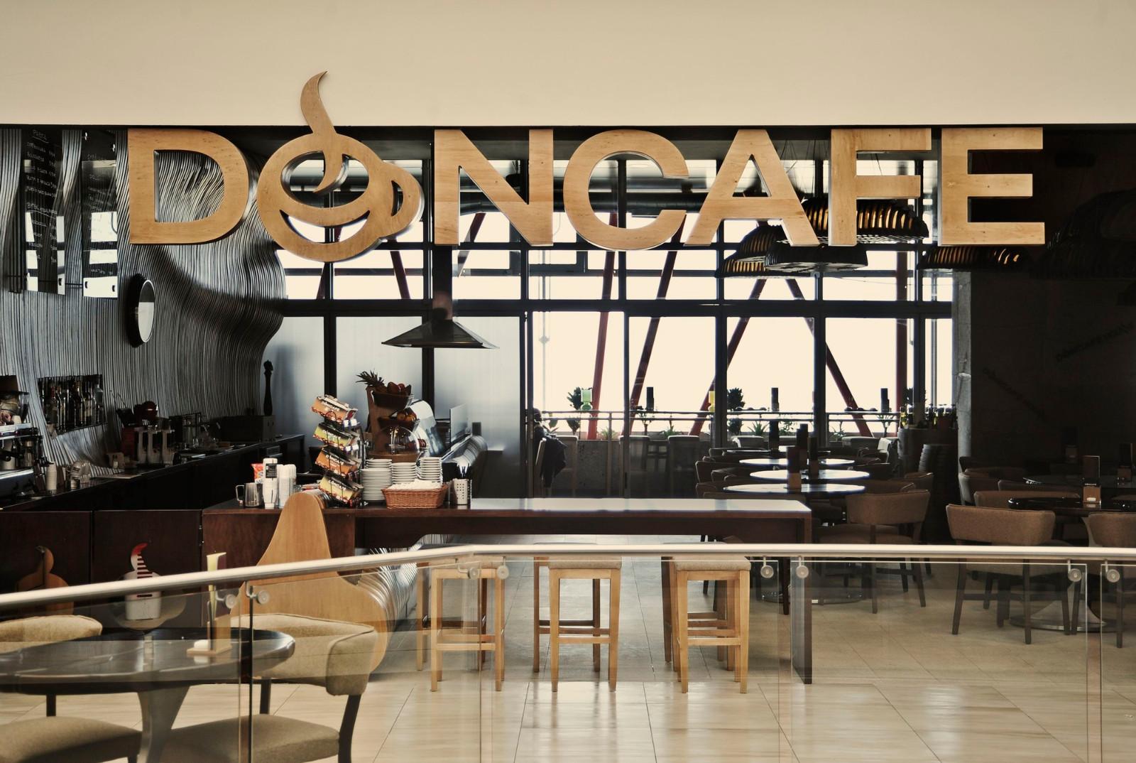 Café House咖啡厅餐厅操作区设计